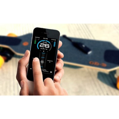 e-go electric skateboard