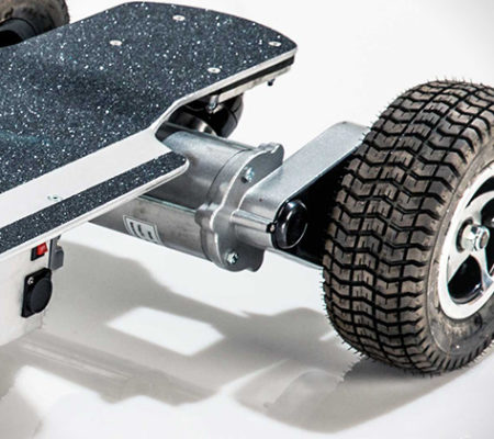 E-Glide all terrain aluminum electric skateboard reviews
