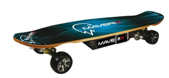 MAVERIX CRUISER 600 Watt ELECTRIC SKATEBOARD review 1